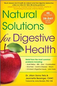 Book Cover Natural Solutions for Digestive Health