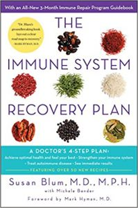 book on immune system recovery