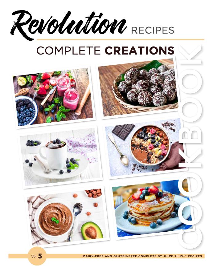Revolution Recipe Cover